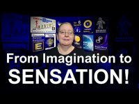 From Imagination to SENSATION - A small change with HUGE repercussions!  with Silvia Hartmann